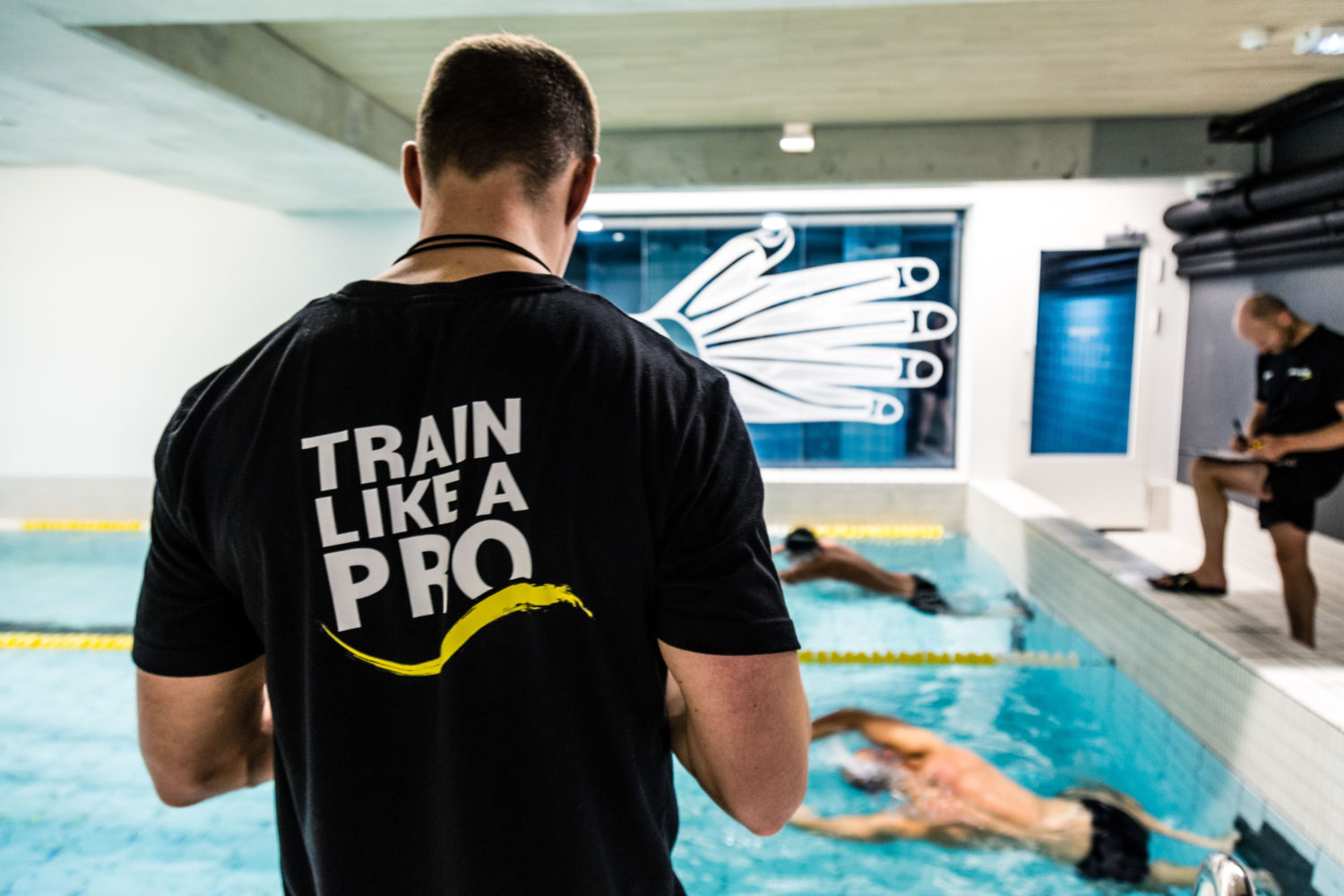 SwimGym Camps en Training Day. Train onder begeleiding van professionele zwemcoaches. Verbeter je borstcrawl en je zwemtechniek. Train Like A Pro.