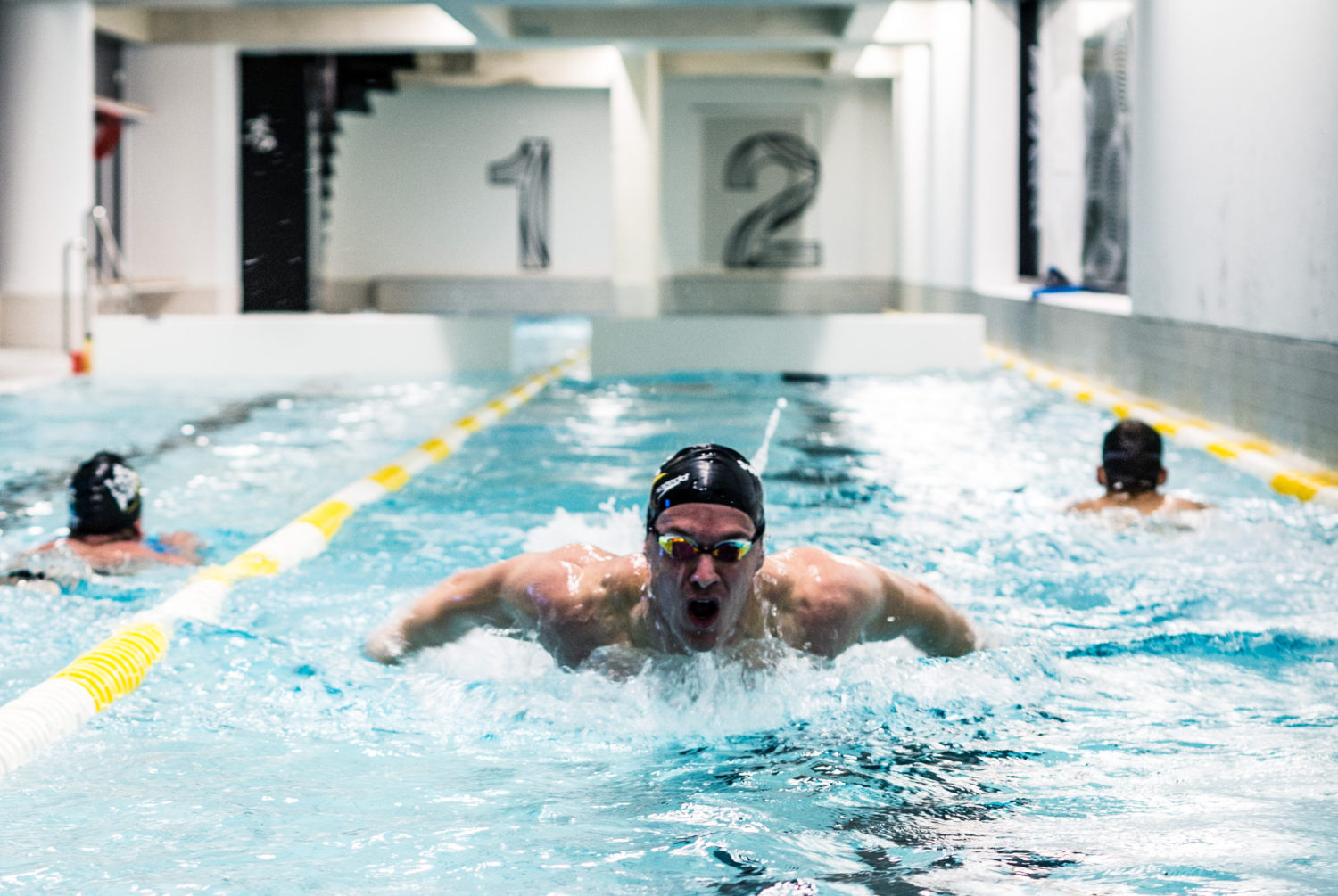 SwimGym clinics, masterclasses and workshops about swimming. Under supervision of founder Johan Kenkhuis, Olympic swimming medalist. Train Like A Pro.